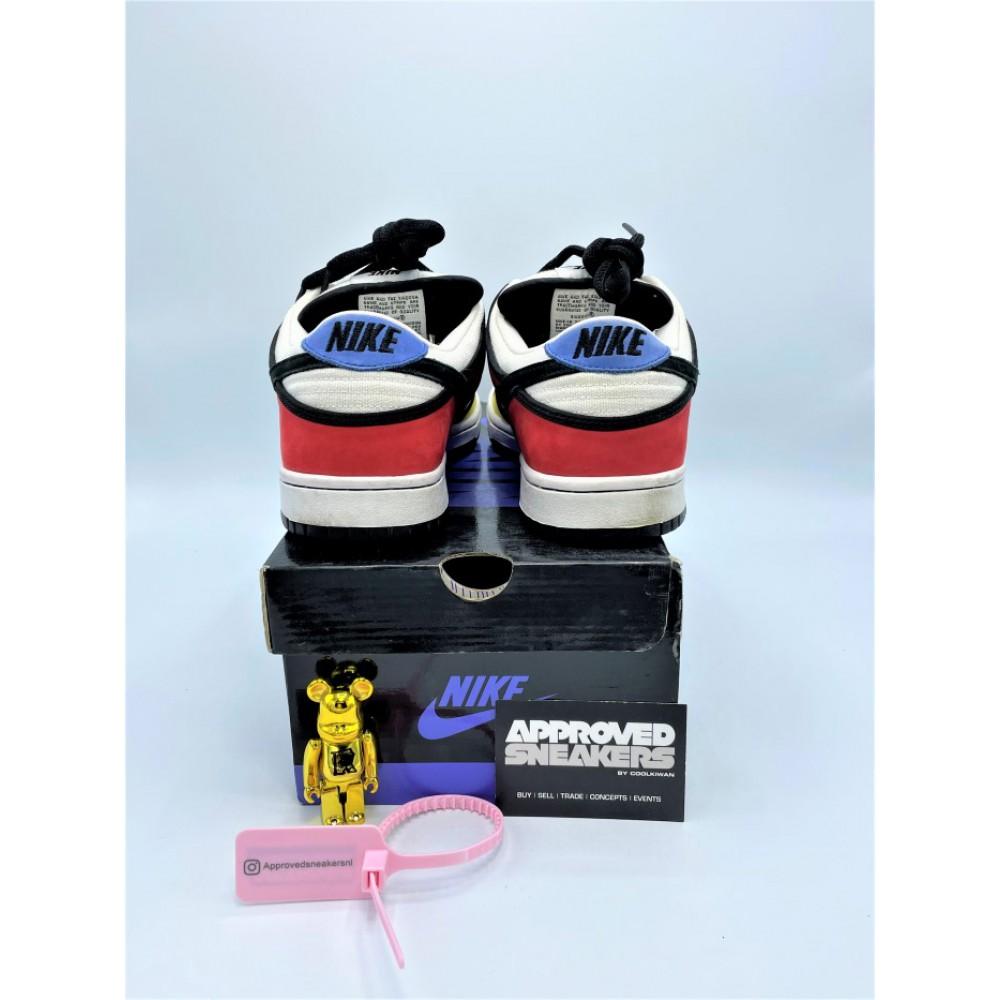Nike Dunk SB Low Piet Mondrian 304292-702