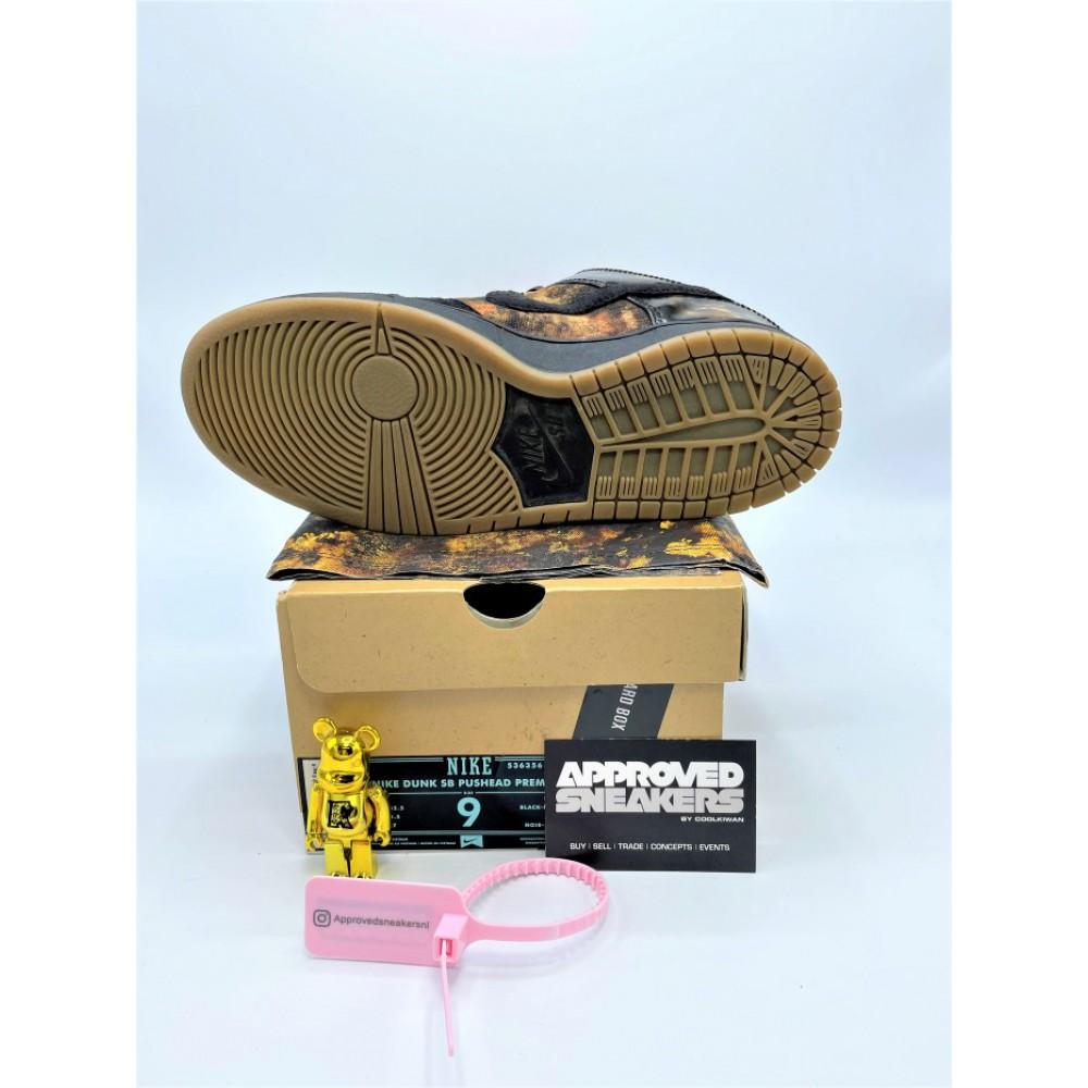 Nike Dunk SB Low Pushead 2 536356-002