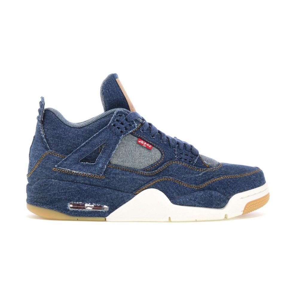 Nike Air Jordan 4 Retro Levi's Denim AO2571-401