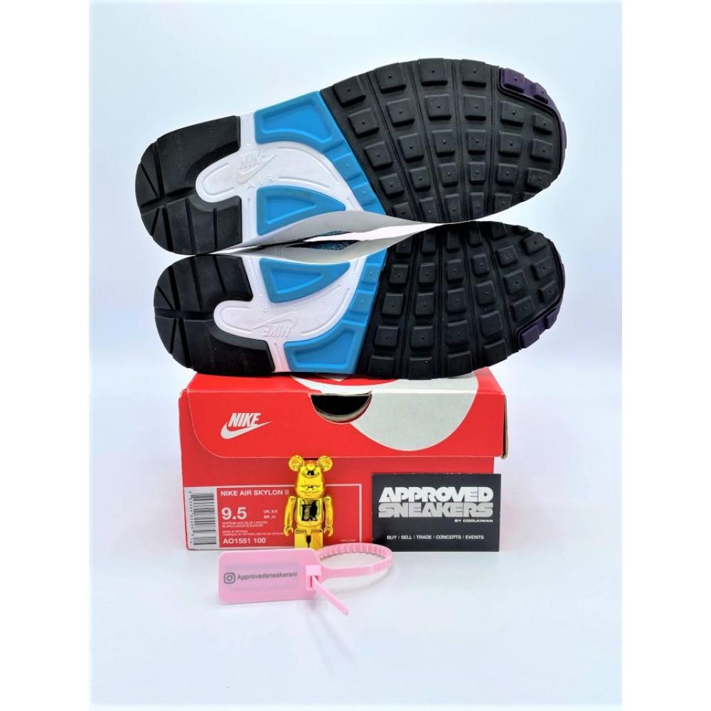 Nike Air Skylon2 II Retro Blue Lagoon AO1551 100