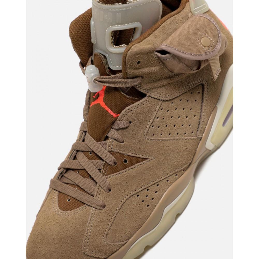 Nike Air Jordan 6 Retro Travis Scott British Khaki DH0690-200