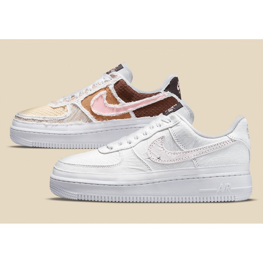 Nike Air Force 1 Low Reveal Fauna Brown Vanilla DJ9941-244