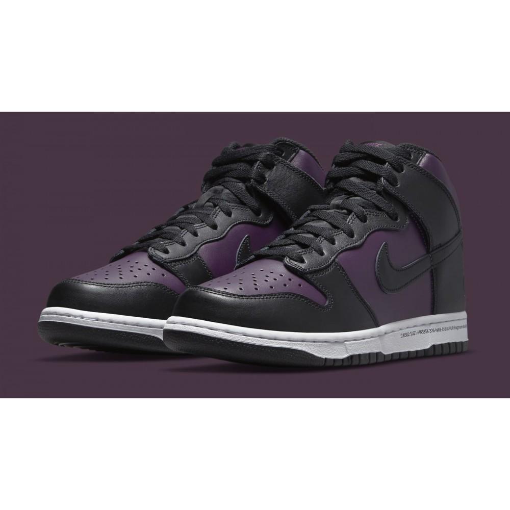 Nike Dunk High fragment design Bejing (2021) (PS) DJ4285-600