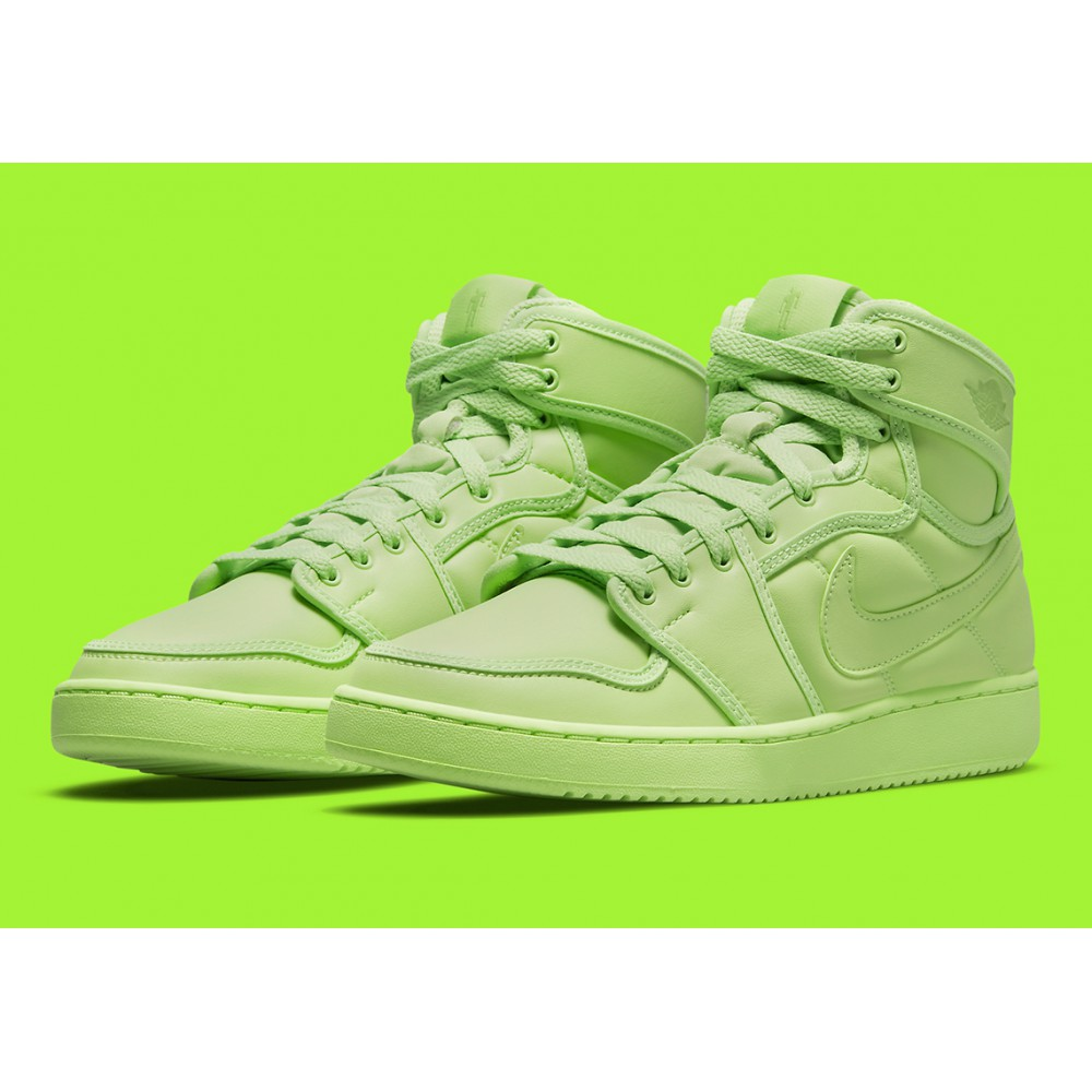 Nike Air Jordan 1 Retro AJKO Billie Eilish Ghost Green (W) DN2857-330