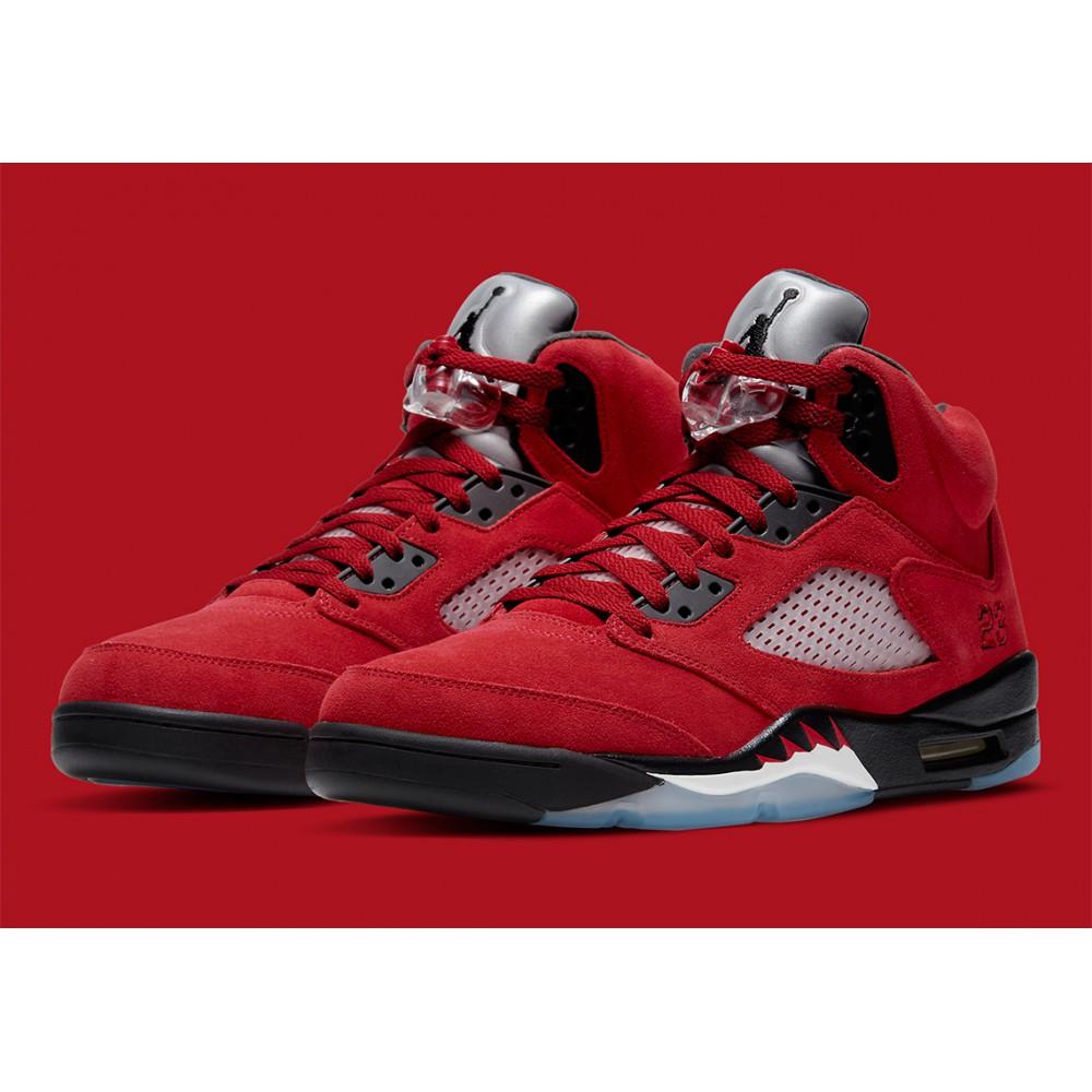 Nike Air Jordan 5 Retro Raging Bull Red (2021) DD0587-600