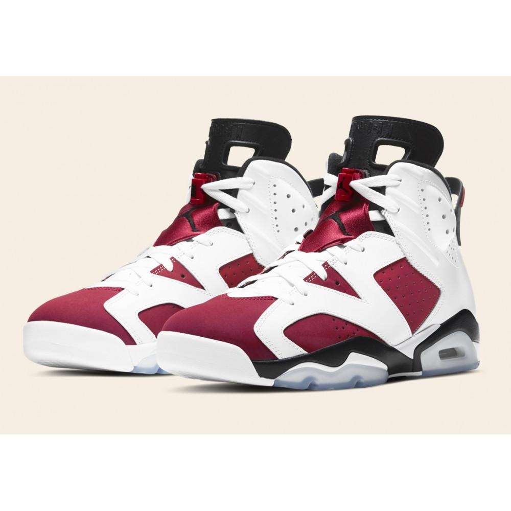 Nike Air Jordan 6 Retro Carmine 2021 CT8529-106